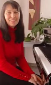 Sicilienne de J.S. Bach par Mariella Sinieokoff