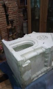 Un nouveau tabernacle pour Montastruc: Une histoire d'amour de Jésus.