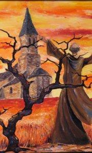 Le Triduum Pascal à travers les peintures du Père Arthur